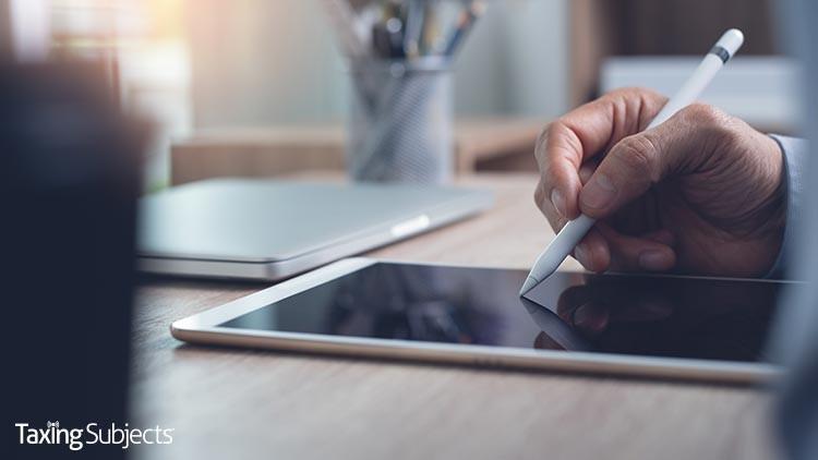AICPA Backs IRS Expansion of e-Signatures